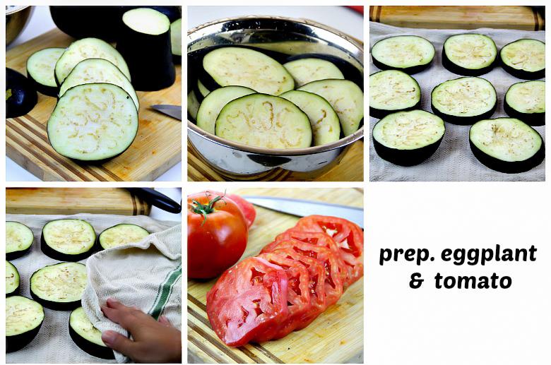 Crustless Eggplant Pizza #recipes #food #easycooking