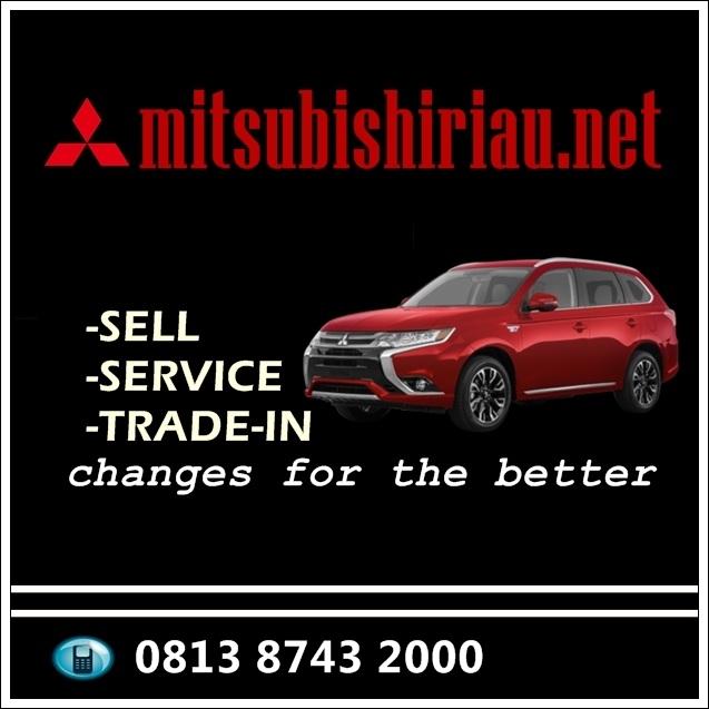 Daftar Harga Mitsubishi Pekanbaru Riau  2019