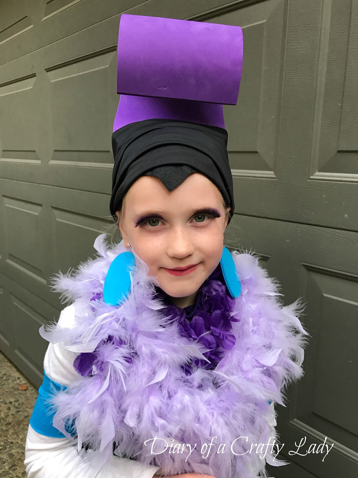 Diary Of A Crafty Lady Halloween 2016 The Emperors New Groove