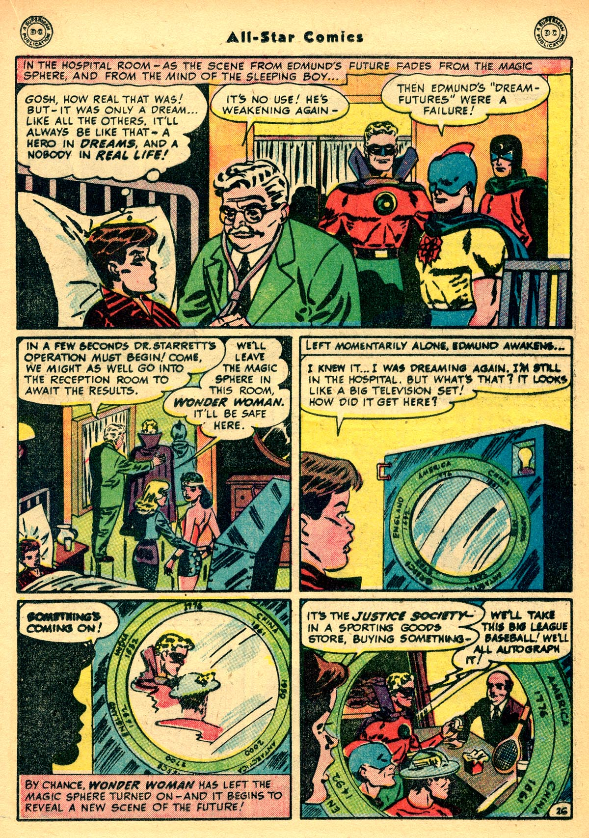 Read online All-Star Comics comic -  Issue #48 - 31