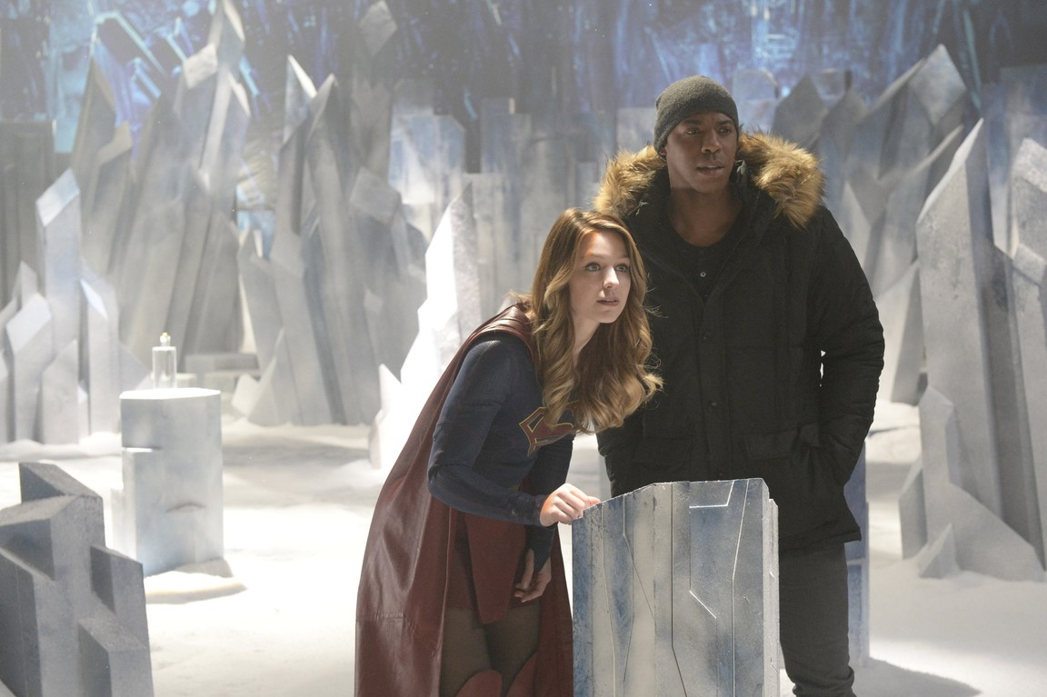 Supergirl - Season 1 Episode 15: Solitude