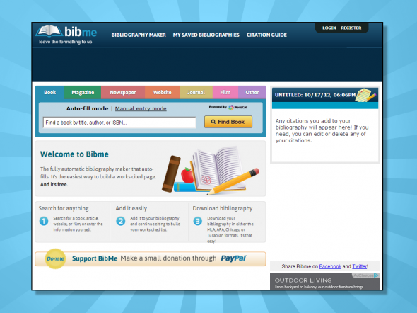 The #1 alternative to BibMe | 100% Free Scribbr Citation ... |Bibme Works Cited