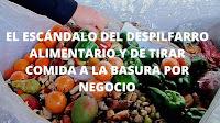Comida, Despilfarro, Alimentacion, Frutas, Verduras, Carne