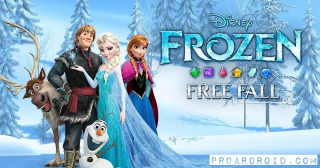 تحميل لعبة Frozen Free Fall v7.5.0 كاملة للأندرويد + نسخة مود logo