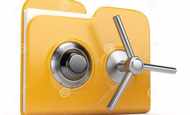Cara Membuka Folder Yang Terkunci dan Tidak Bisa di Buka