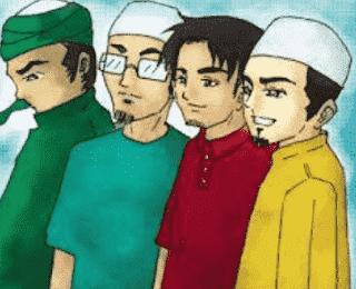 15 Sifat dan Ciri - Ciri Lelaki Sholeh