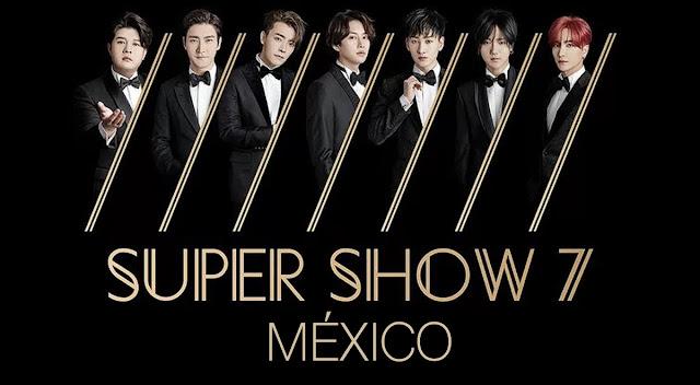 SUPER SHOW 7 MEXICO