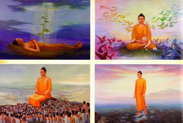Đạo Phật Nguyên Thủy - Kinh Tăng Chi Bộ - 5 mộng lớn
