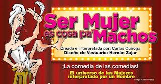 Ser mujer es cosa pa' machos | Teatro Bernardo Romero Lozano