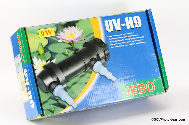 JEBO UV-H9 Retail Box