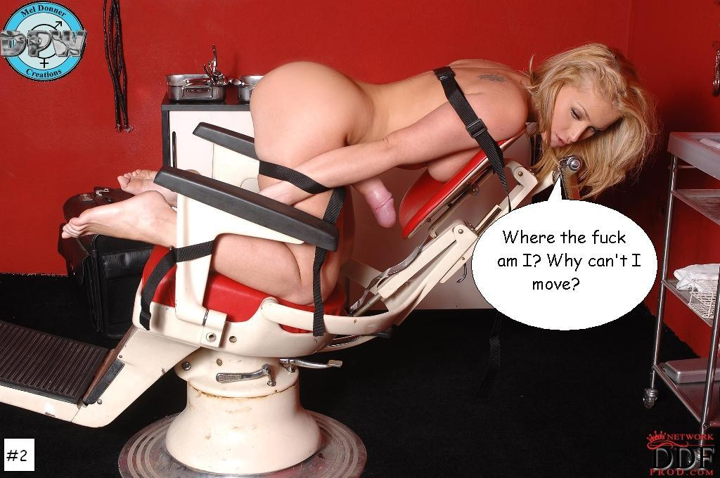 Daphne Ro drilled model