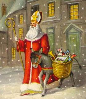 Leyenda de Santa Claus