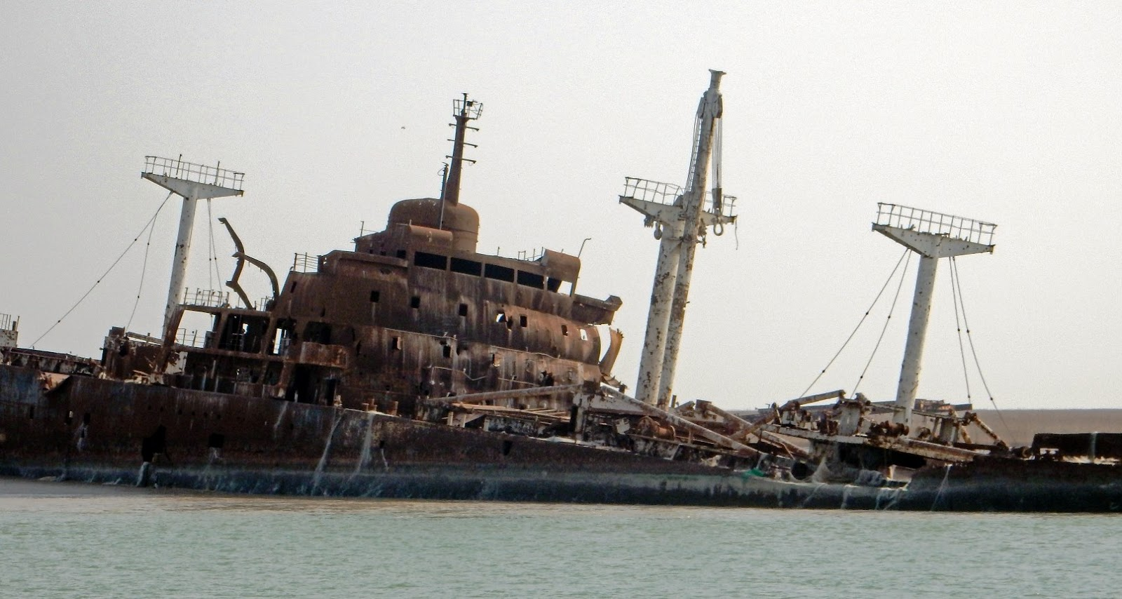 The Viewing Deck Kuwait Shuwaikh