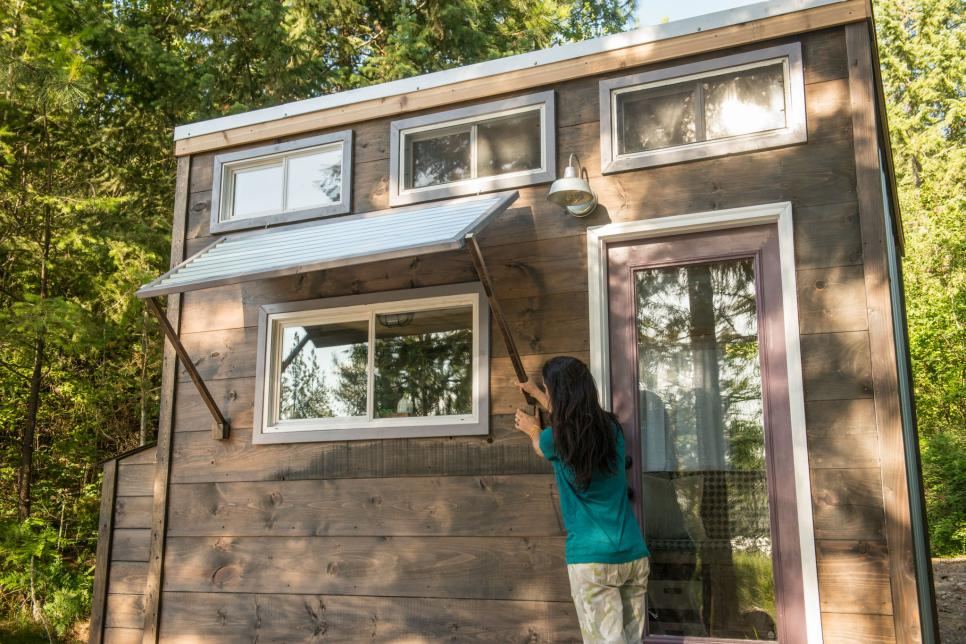 Tiny House Town Modern Tiny House For Sale In Knoxville