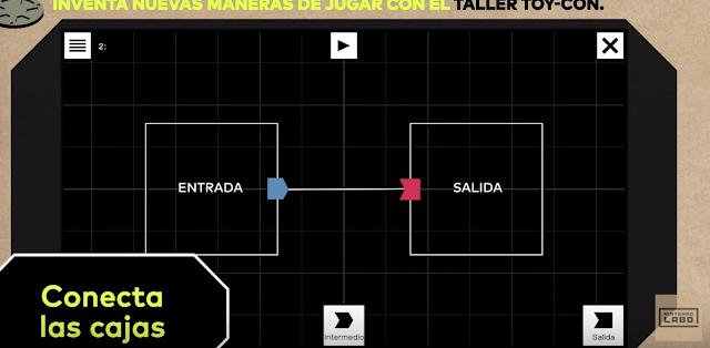 Inventa nuevas formas de jugar con el Taller Toy-Con de Nintendo Labo
