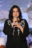 Cute Poja Gandhi in black dress at Dandupalyam 2 Movie press meet  ~  Exclusive 25.JPG