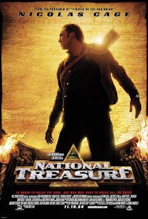 Sinopsis Film National Treasure (2004)