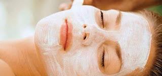 ماسك تفتيح البشرة الدهنية سريع المفعول