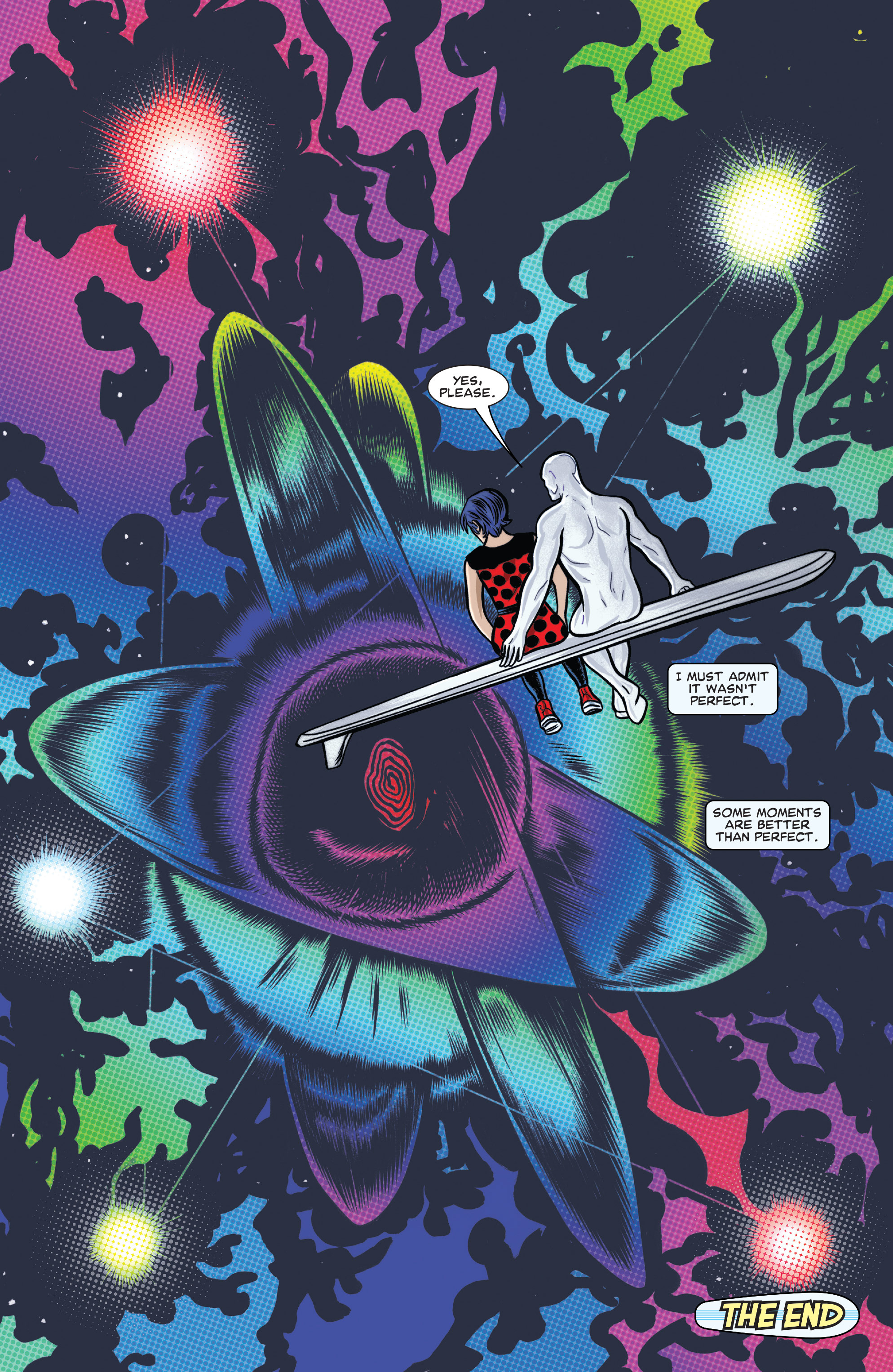 Read online Silver Surfer (2014) comic -  Issue #6 - 21