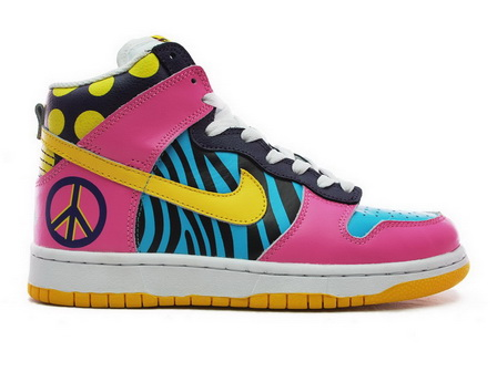 Fashion Style: Nike Shoes For Girls High Tops