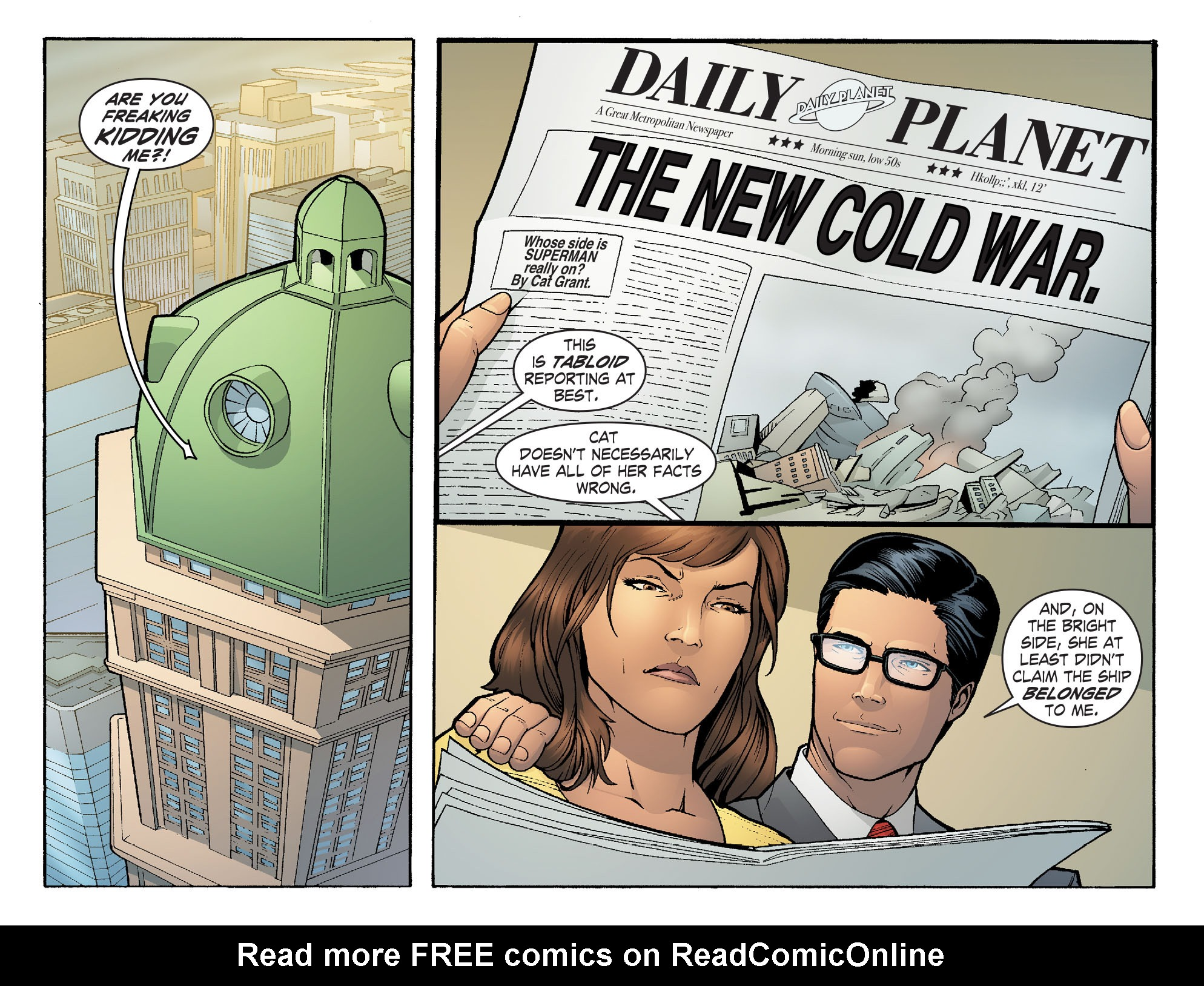 Read online Smallville: Alien comic -  Issue #12 - 9