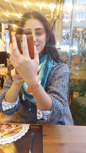 Zaful Makyaj Fırçası ve Roma Rakamlı Saat Alışverişi