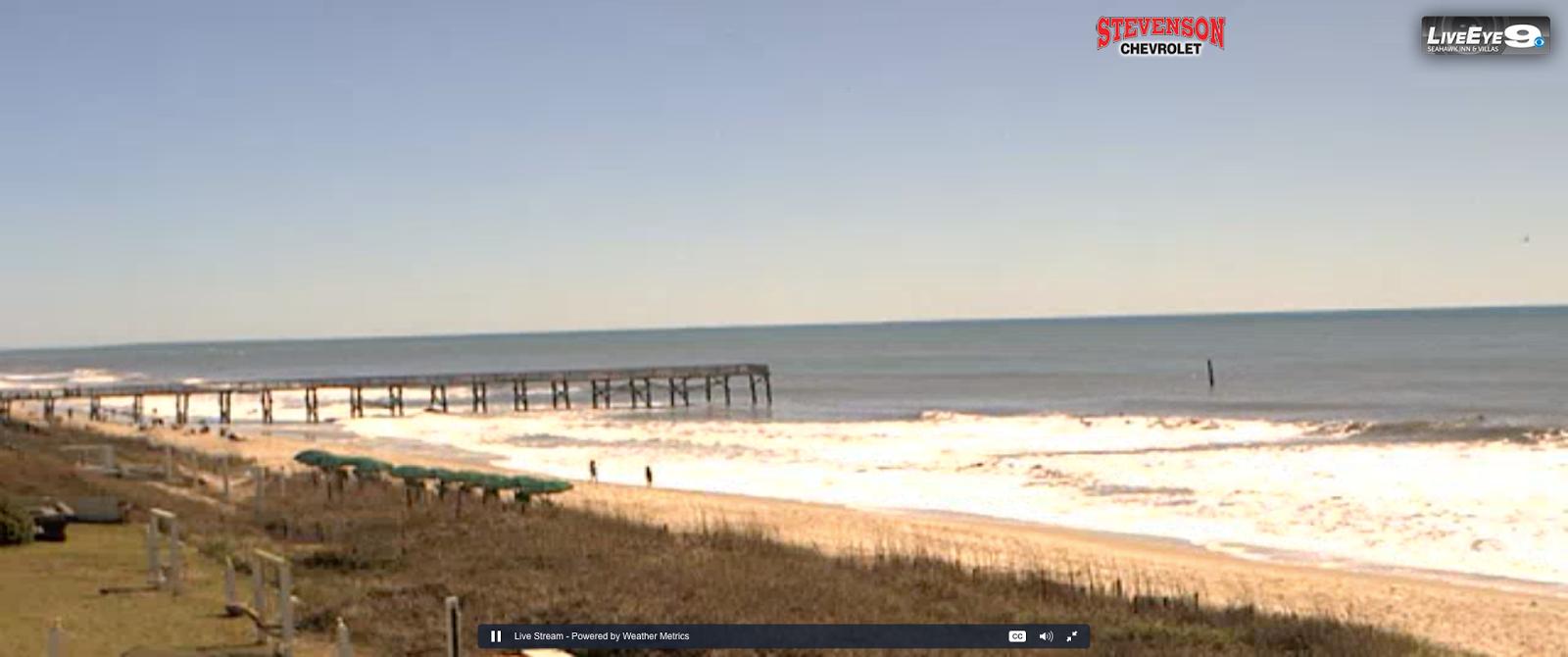 Weather Atlantic Beach North Carolina October