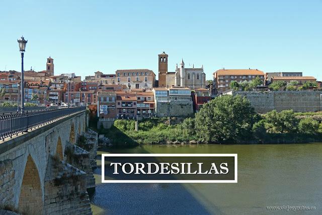 Qué ver en la villa cortesana de Tordesillas, Valladolid