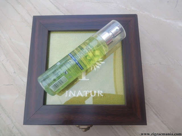Inatur Essence De' Shalimar Body Mist Review