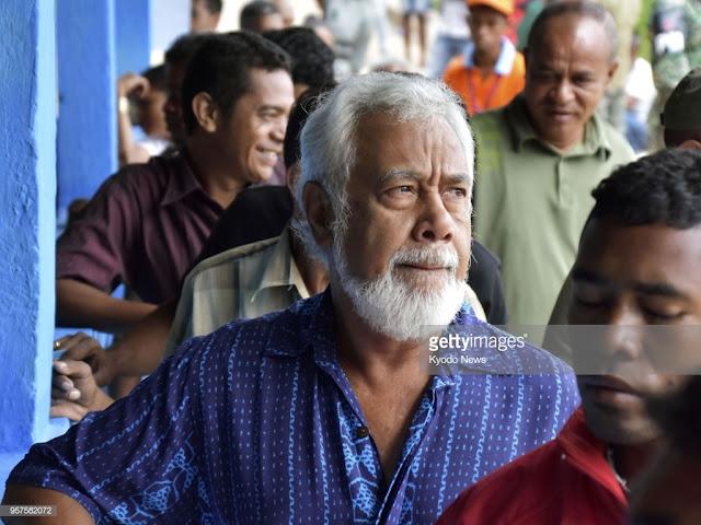 Timor-Leste | Xanana Gusmão: Um ídolo com pés de barro?
