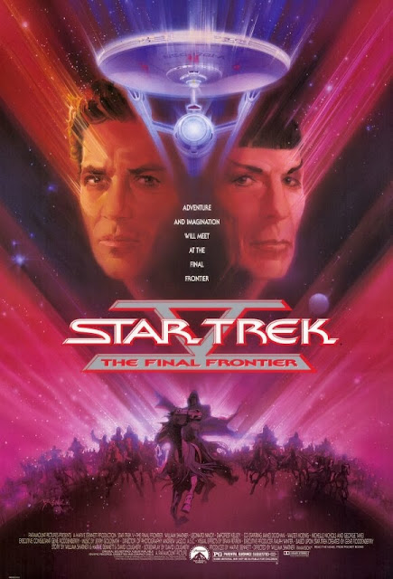 Star Trek V Movie Poster