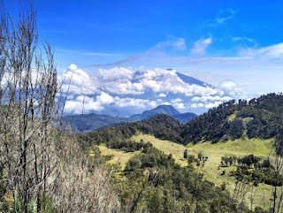 jalur pendakian gunung butak via Sirah Kencong
