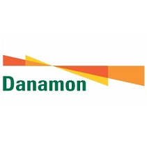 Logo PT Bank Danamon Indonesia