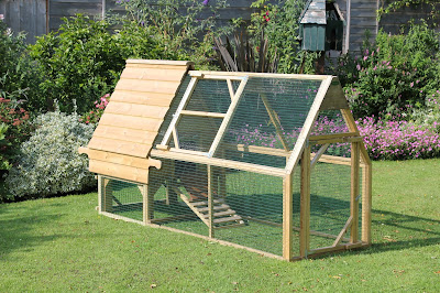 Flyte So Fancy Poultry Housing