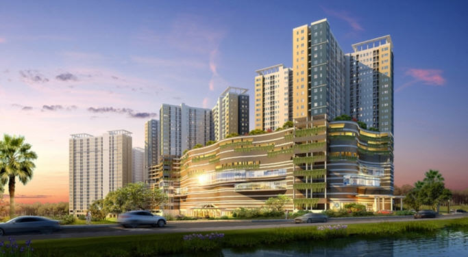 Apartemen Prajawangsa City
