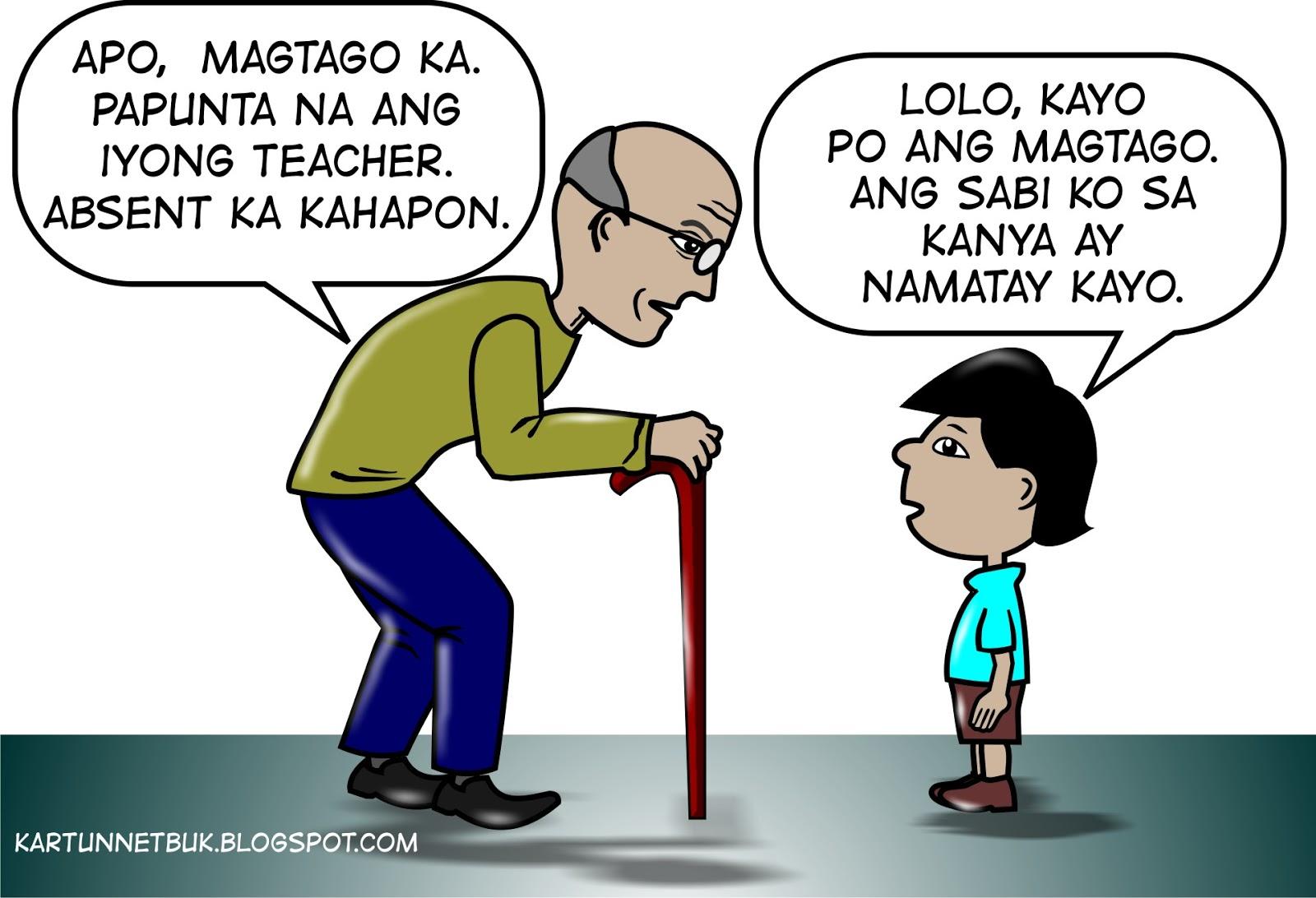 Poster Ng Magalang Pictures To Pin