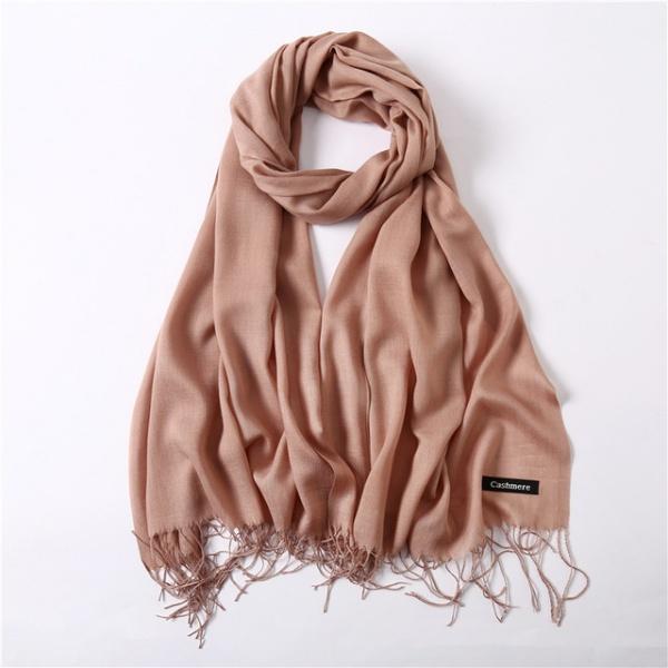 lady pashmina bandana female hijab winter long foulard head scarves