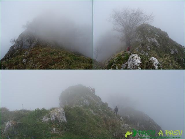Ruta Sierra del Crespón: Del Pico Fueyu a Peña Escrita