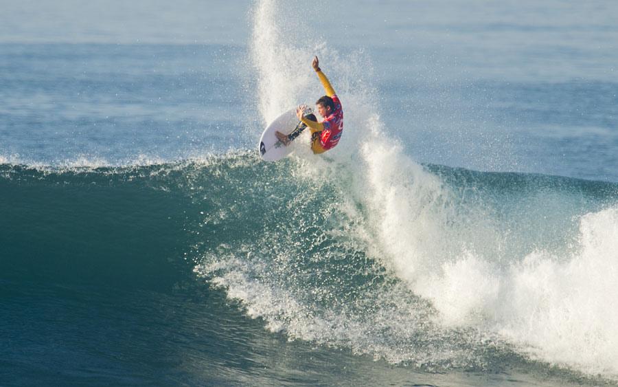 Alejo Muniz - Rip Curl Pro Bells Beach Surf