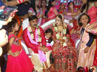 Pawan Singh and Jyoti Singh Marriage Picture Gallery