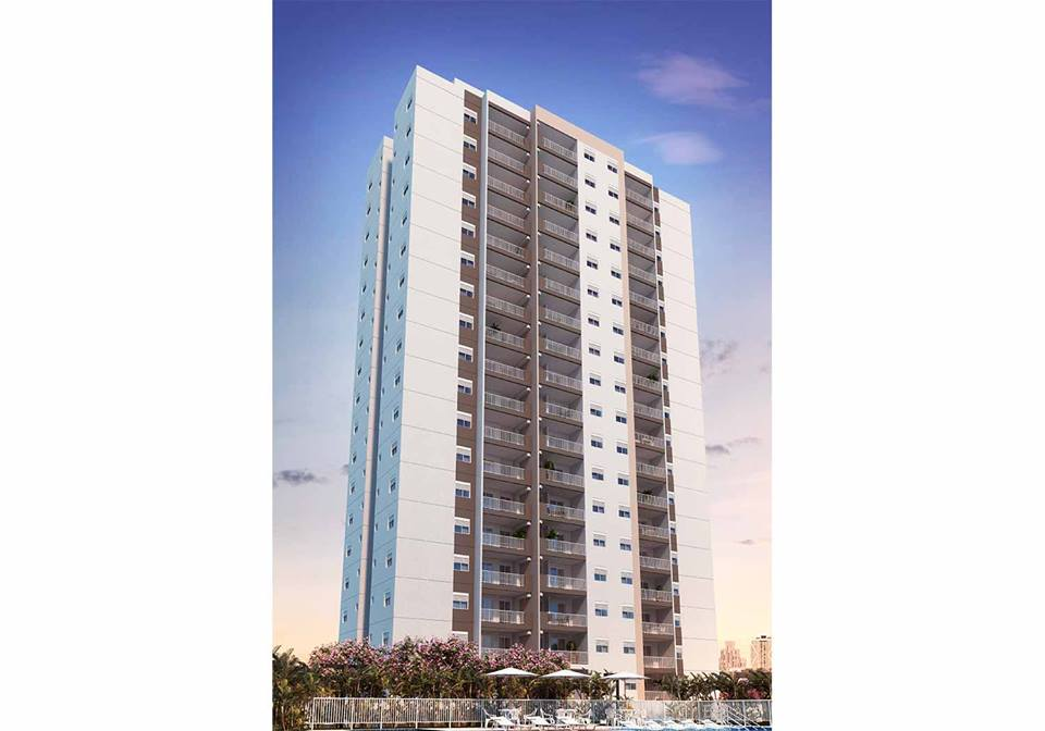 Mixer Norte apartamentos de 1, 2 e 3 dormitórios próx. ao metrô ... 5224ee9fc3