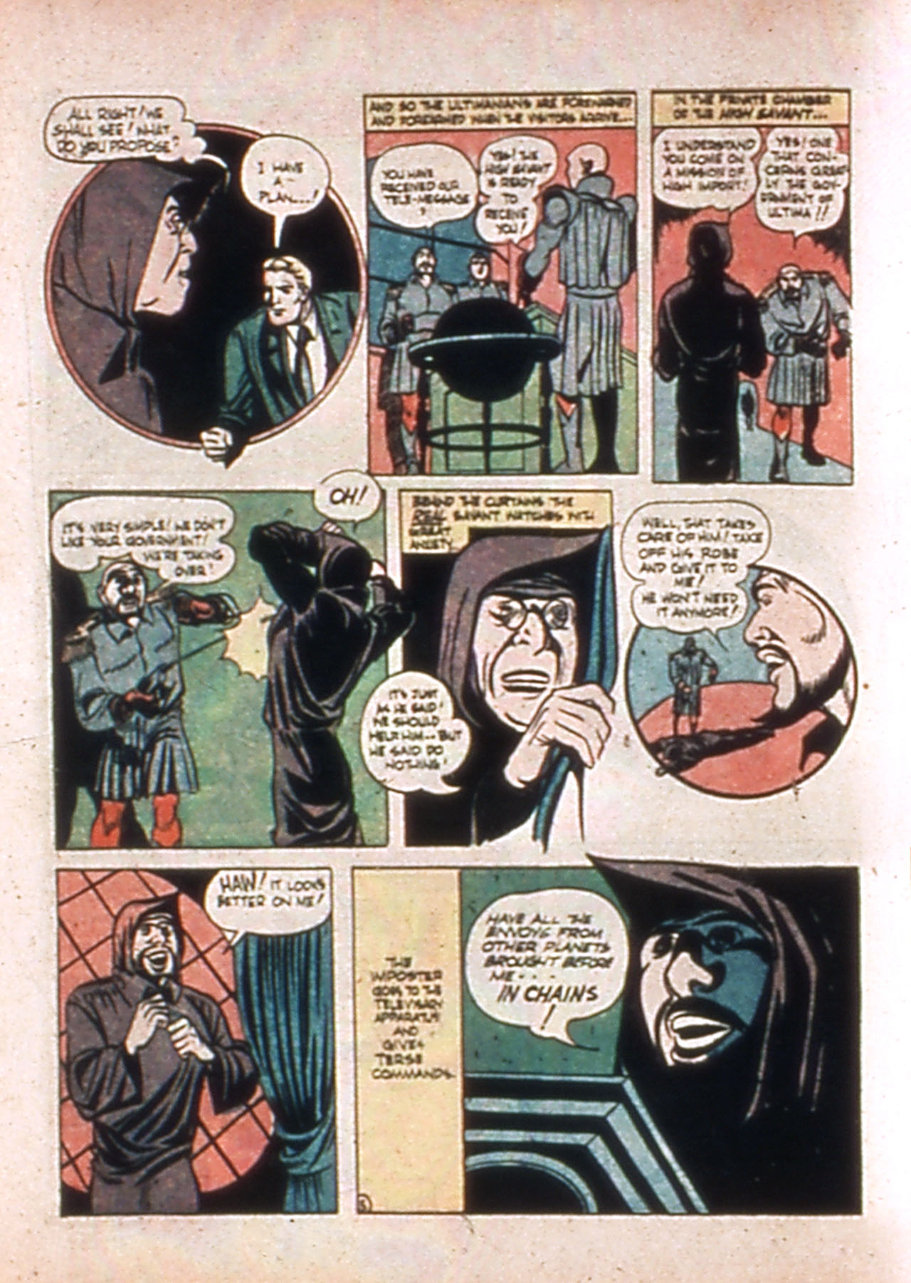 All-Star Comics (1940) issue 10 - Page 55
