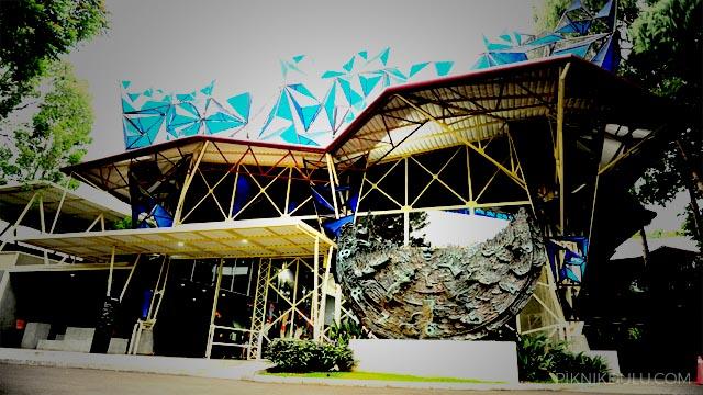 NuArt Sculpture Park, Tempat Wisata Di Bandung Yang Nyeni!