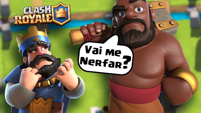 Corredor no Clash Royale