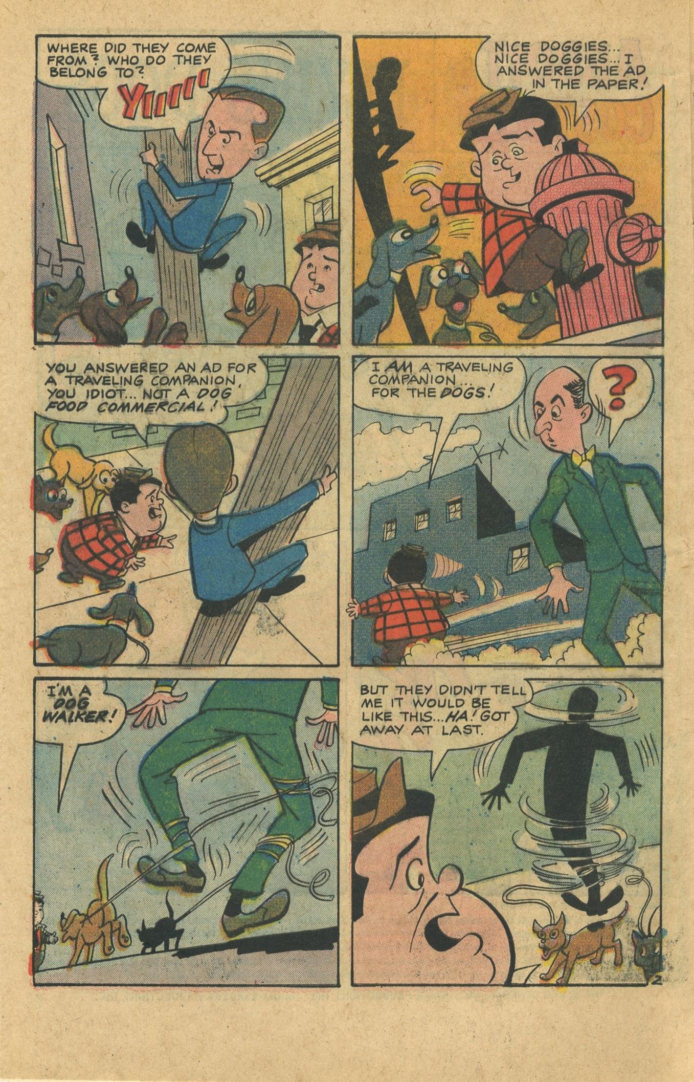 Abbott & Costello issue 13 - Page 4