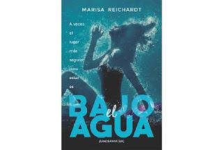 Reseña Bajo el agua Marisa Reichardt