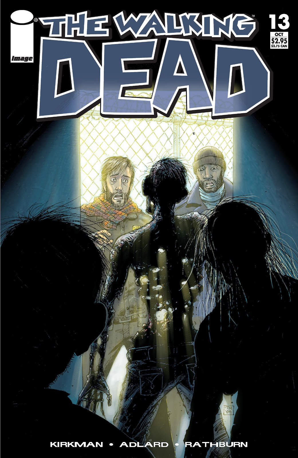 The Walking Dead issue 13 - Page 1