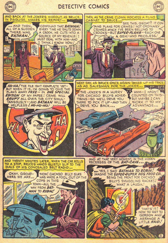 Detective Comics (1937) 193 Page 9