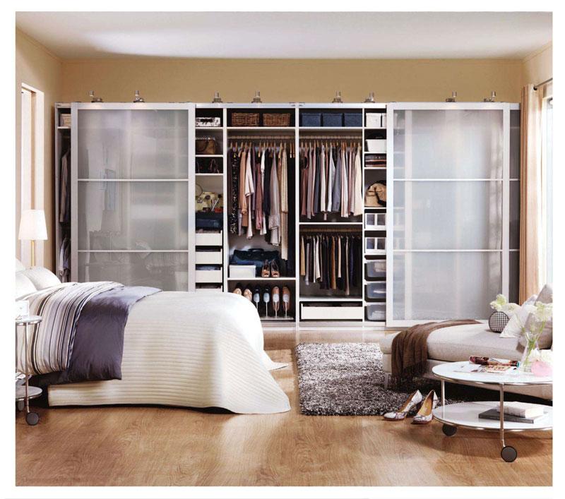Ikea Bedroom Design Ideas 2012: IKEA PAX Wardrobe System