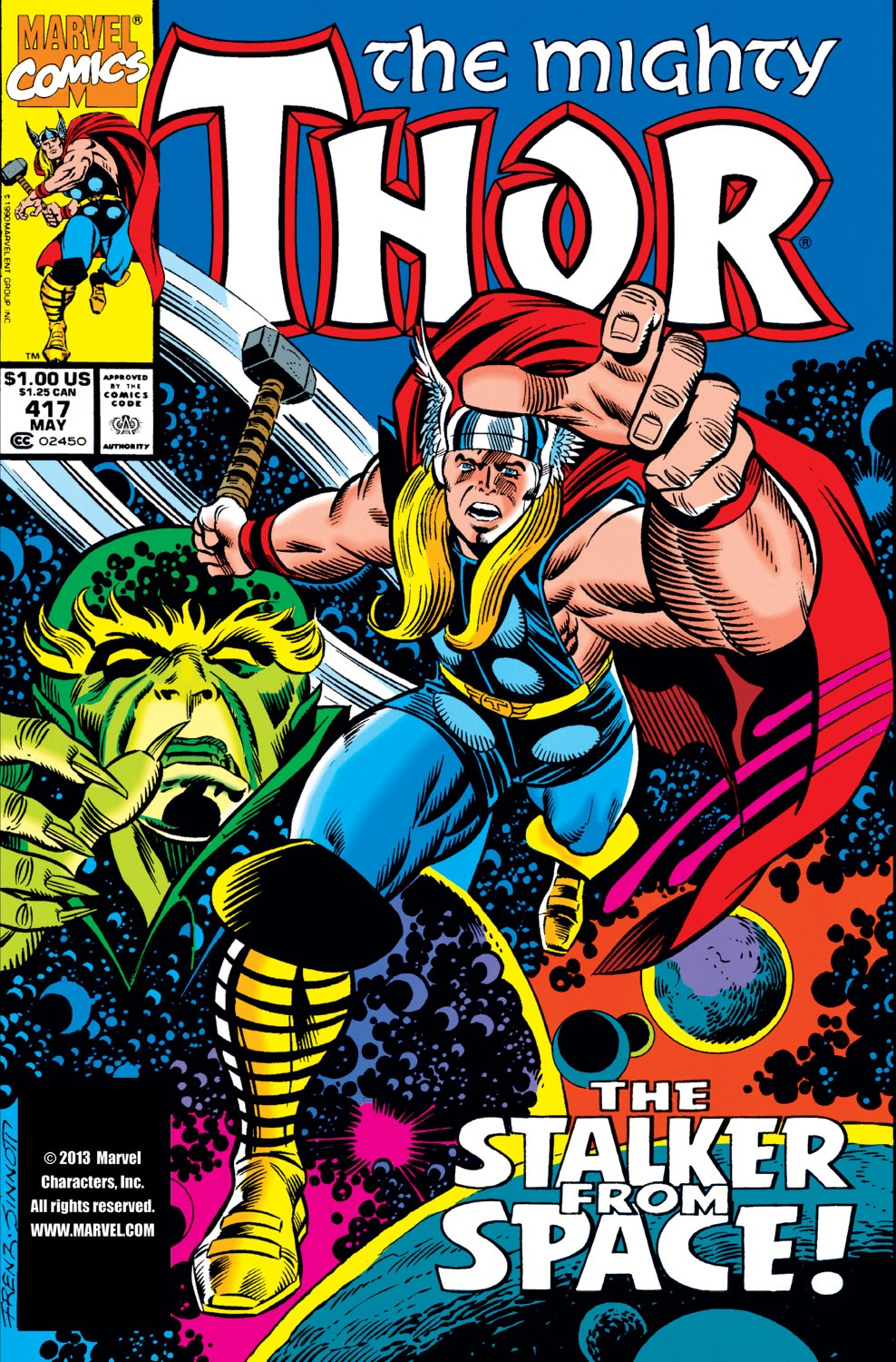 Thor (1966) 417 Page 1